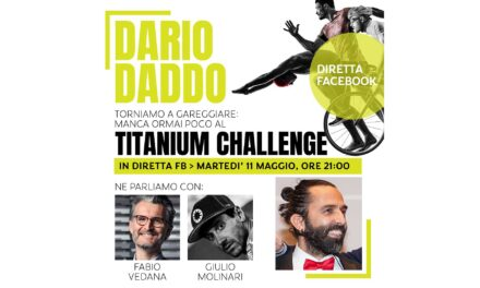 Titanium Challenge, l'avventura sta per avere inizio!
