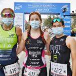 Elisa Monacchini e Michelangelo Parmigiani conquistano il Triathlon Città di Pesaro