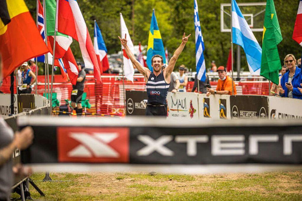 Sam Osborne vince l'XTERRA Oak Mountain 2021