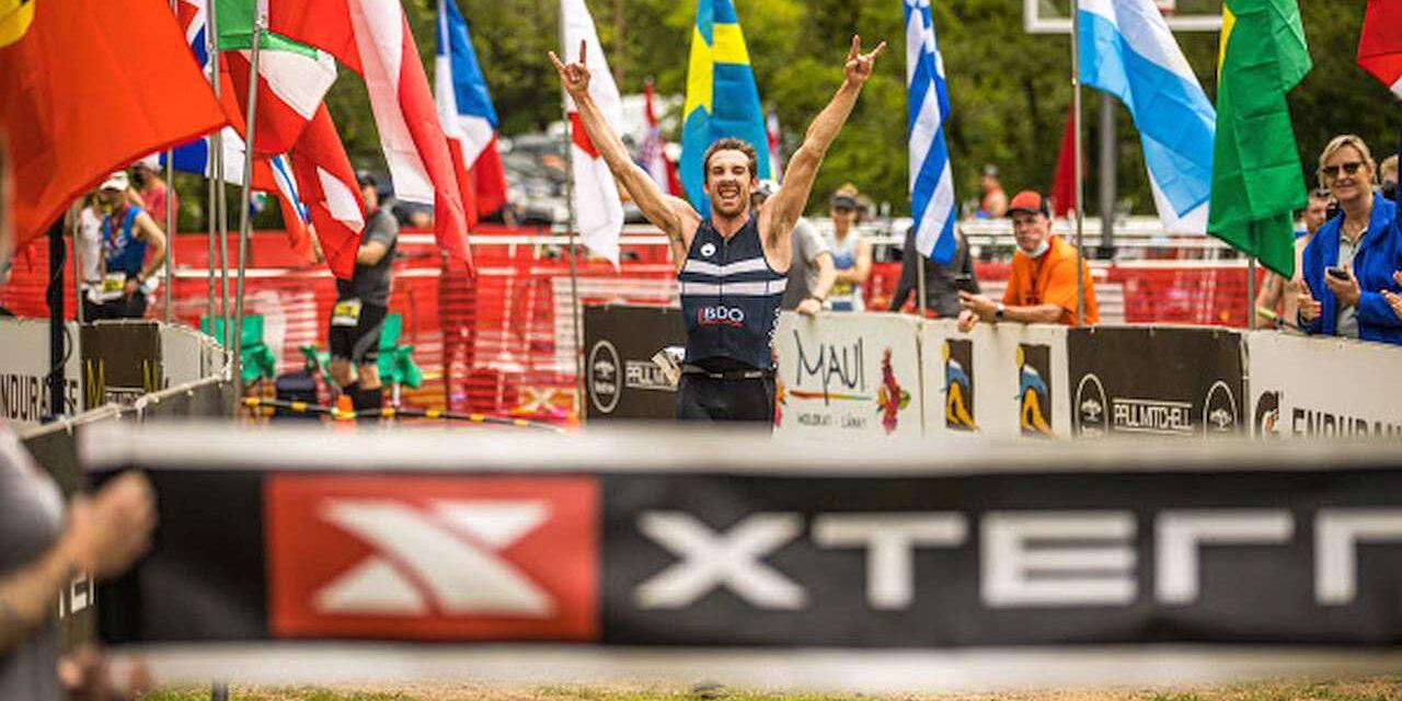TRIrace 8-9 maggio 2021 – I risultati del grande triathlon a Caldaro, Riccione e Candia! I Kiwi dominano l'XTERRA Oak Mountain