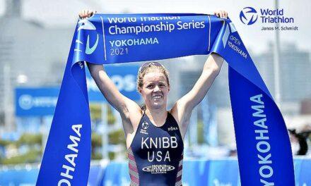 Il video racconto della World Triathlon Championship Series Yokohama