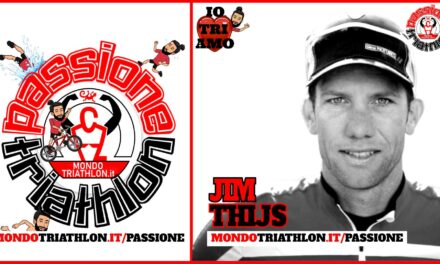 Jim Thijs – Passione Triathlon n° 160