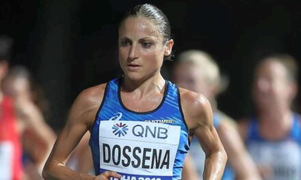 Sara Dossena rinuncia alle Olimpiadi: «Non sono in condizione di onorare la maglia azzurra»