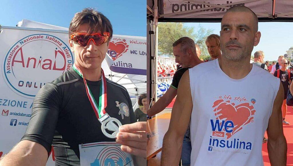 Marco Taurino e Alessio Fresco, Salento Triathlon