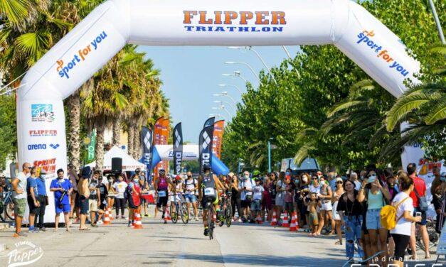 Da record il Triathlon di Alba Adriatica: più di 500 al via, guarda la starting list!