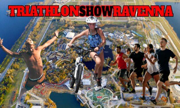 Triathlon Show, iscriviti anche con la combinata e vai a Mirabilandia!