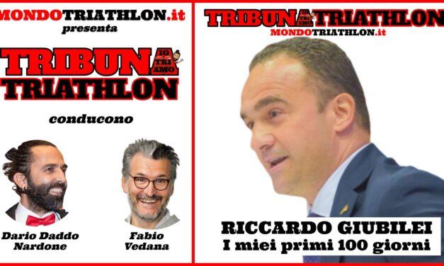 Tribuna Triathlon n° 10 – Riccardo Giubilei: i miei primi 100 giorni