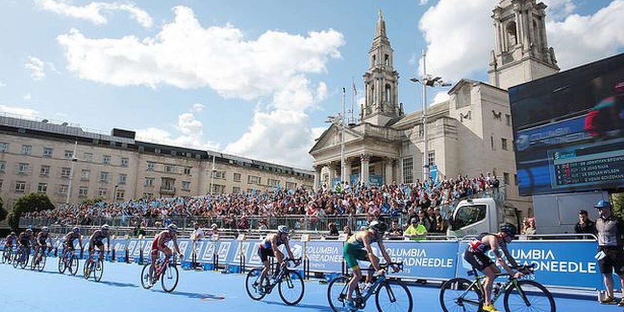 A Leeds gli azzurri pronti per la World Triathlon Championship Series e la World Triathlon Para Series