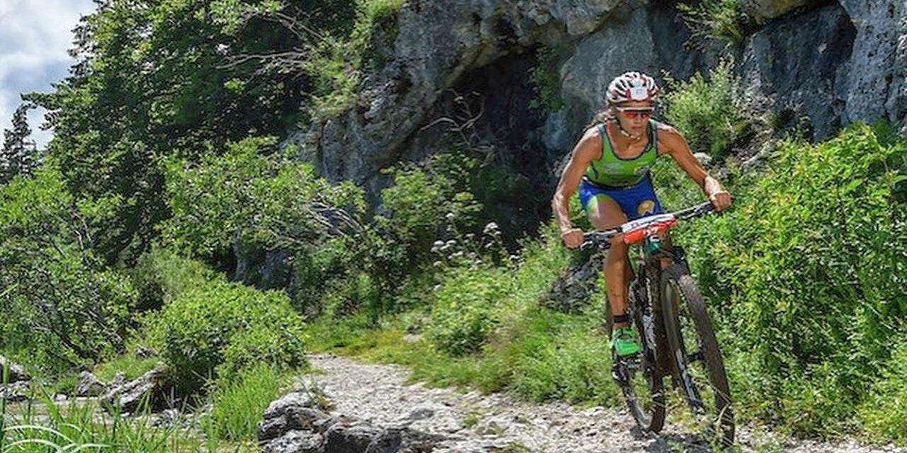 Eleonora Peroncini domina l'XTERRA Switzerland!