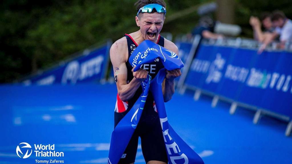 Alex Yee vince la World Triathlon Championship Series Leeds 2021