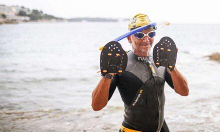 Traguardo in vista per ACROSS ME: Andrea Pelo di Giorgio arriverà al CerviAmare venerdì 30 luglio, tra le 10.00 e le 12:00, dopo 140 km a nuoto nell'Adriatico!
