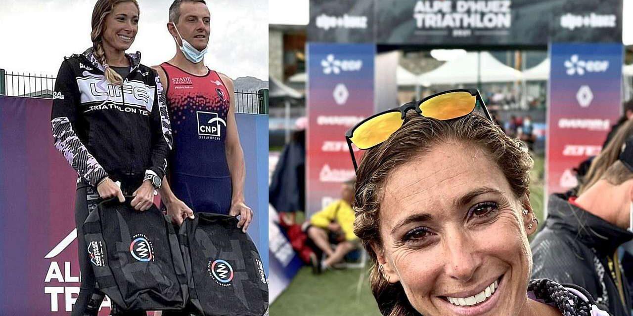 Alpe D'Huez Triathlon a Emma Bilham e Clement Mignon, Luisa Scandola prima di categoria, Marco Corti a un passo dal podio