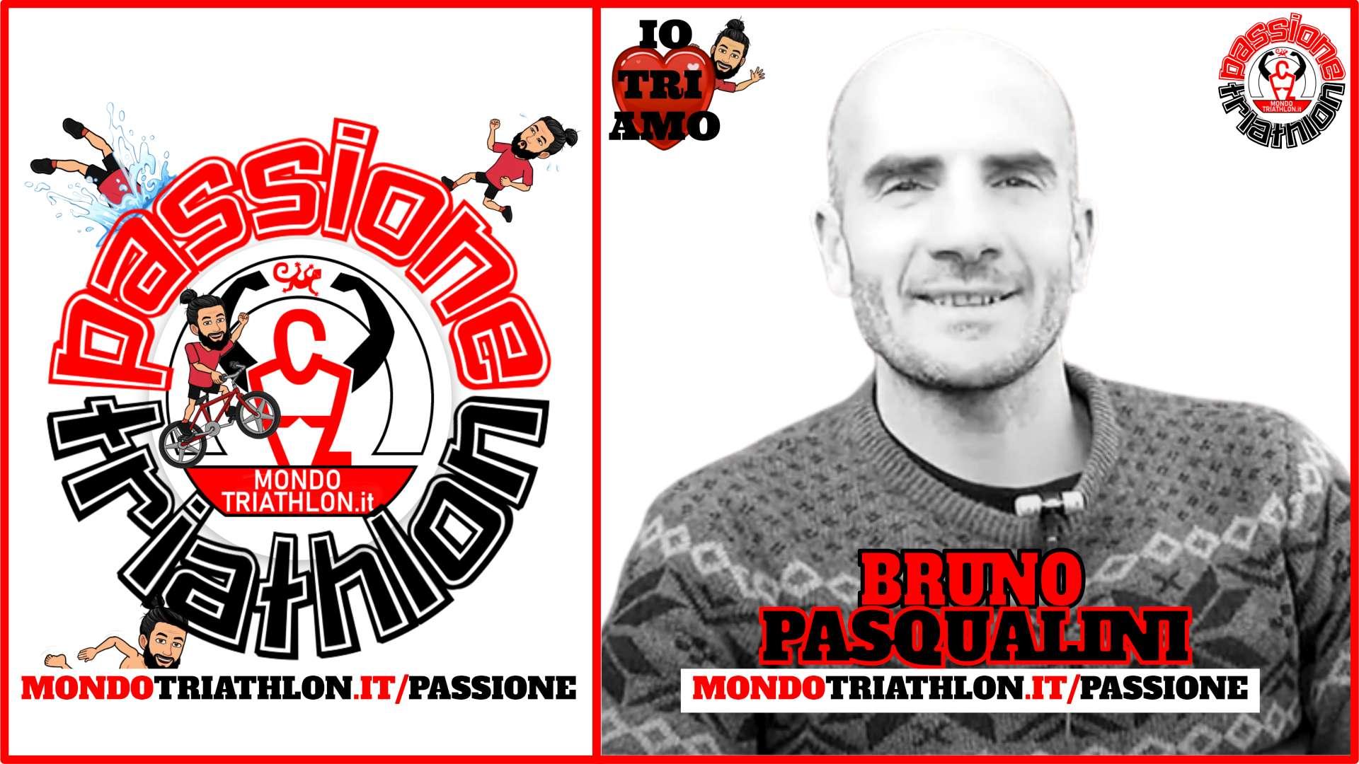 Bruno Pasqualini – Passione Triathlon n° 165