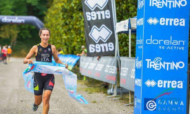A Lovadina, incoronati i nuovi Campioni Italiani Triathlon Giovani individuali e Mixed Relay, le classifiche