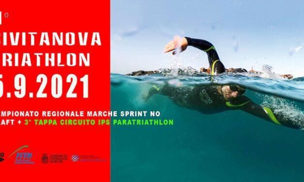 Il triathlon torna a Civitanova Marche!