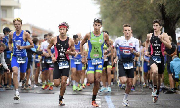 Il maltempo non ferma Hardskin TriO Senigallia: superata per i 1.000 triatleti la prova duathlon, tutti i risultati