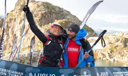 In 130 al via di Stone Brixia Man, l'extreme triathlon dal Lago d'Iseo al Passo Paradiso. La start list