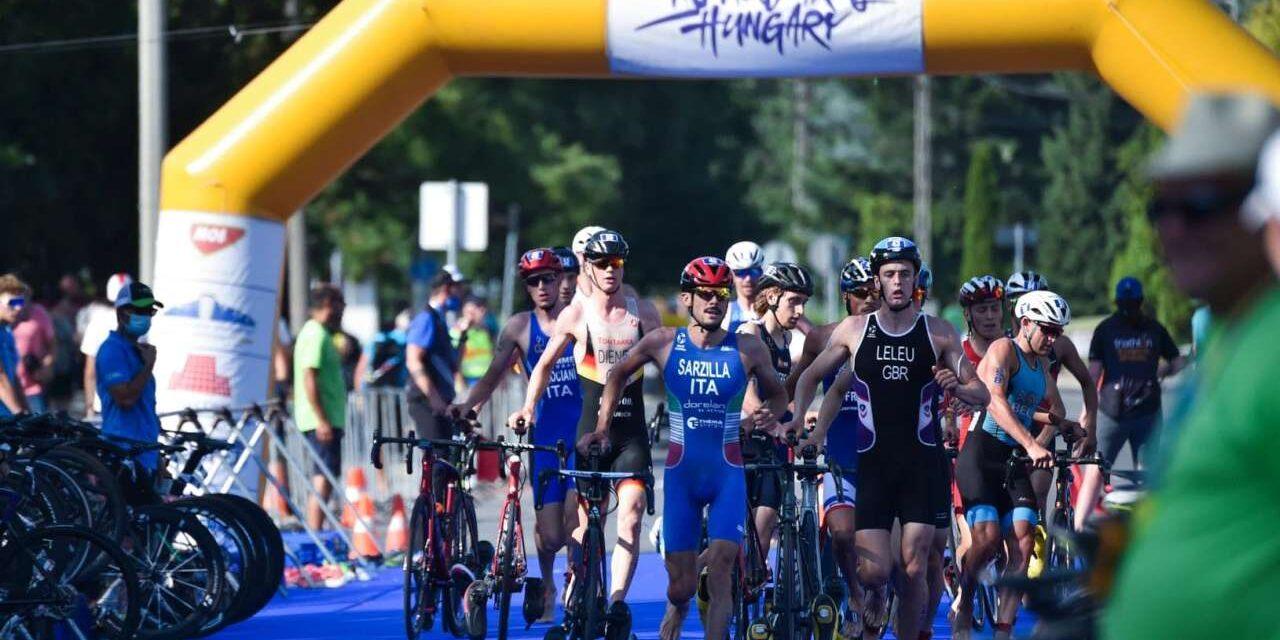 Europe Triathlon Cup Tiszaujvaros: nove azzurri in finale, la diretta streaming dalle 14.45!