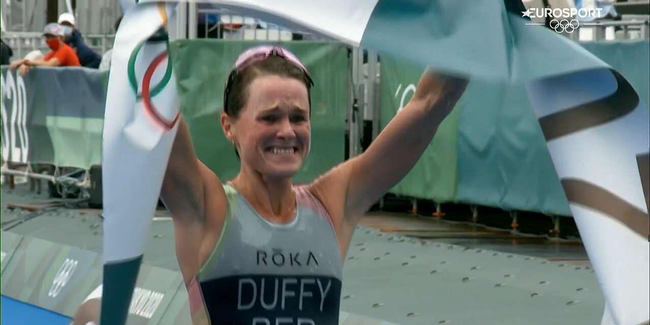 Flora Duffy vince l'oro alle Olimpiadi! Alice Betto splendida 7^!