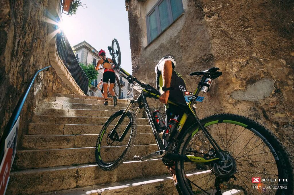 XTERRA Italy Lake Scanno (credits: Risk for Sport)