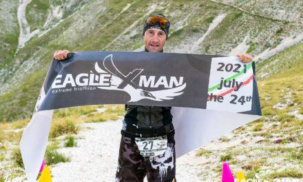 Emozioni indimenticabili, eagleXman extreme triathlon conquista il Gran Sasso!