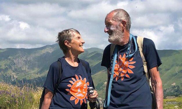 Insieme a Gabri e Ago il 22 agosto a Cuneo: il loro ultimo triathlon per festeggiare 50 anni di matrimonio!
