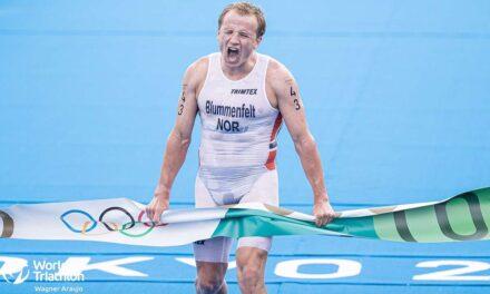 """Il Grande Slam di Kristian Blummenfelt: dopo l'oro ai Giochi vuole l'Ironman a Kona, il Mondiale """"corto"""" e abbattere il muro delle 7 ore!"""