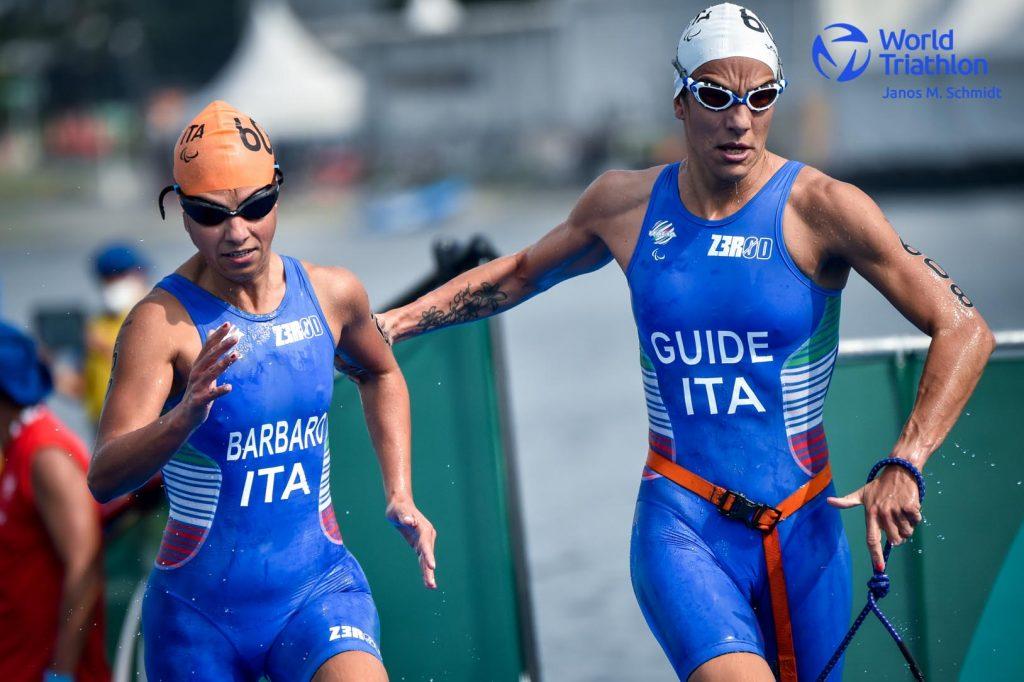 Anna Barbaro e Charlotte Bonin Paralimpiadi Tokyo 2020