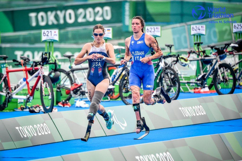 Veronica Yoko Plebani Paralimpiadi Tokyo 2020