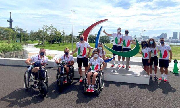 TRIrace 28 e 29 agosto 2021 – Paralimpiadi, The Collins Cup, i triathlon in Italia…
