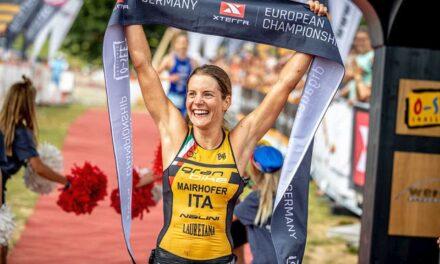 Sandra Mairhofer racconta il suo titolo Europeo all'XTERRA Germany 2021