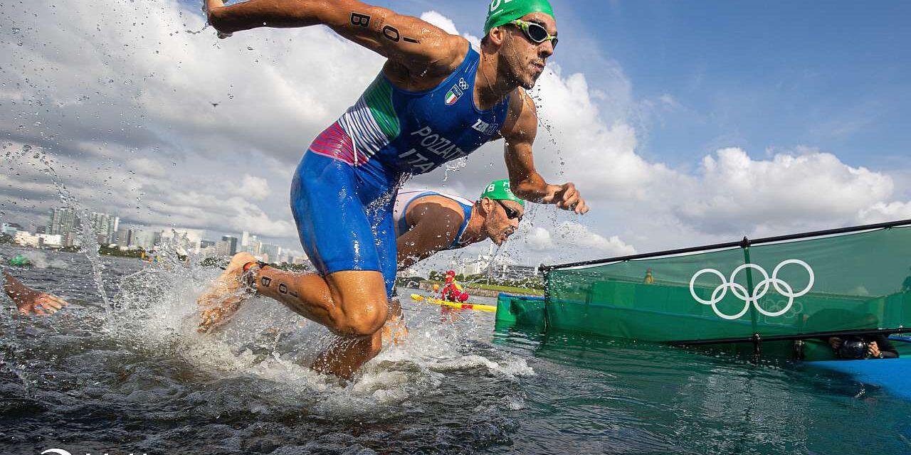 Tutte le immagini del Triathlon Mixed Relay di Tokyo 2020