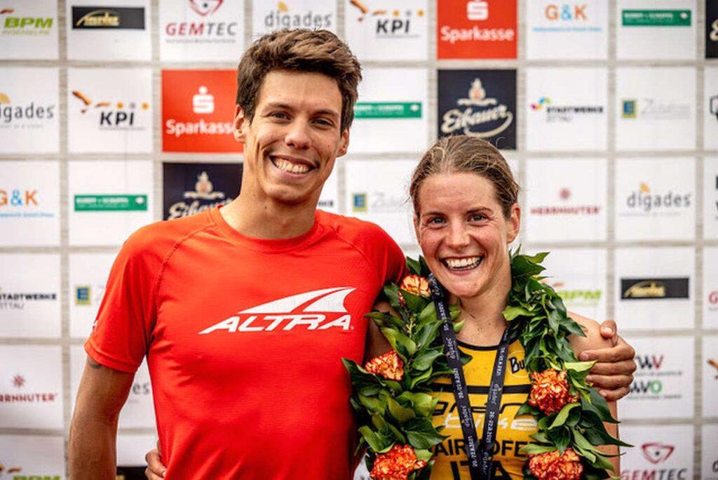 Arthur Serrieres e Sandra Mairhofer sono i campioni europei XTERRA 2021