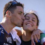 Angelica Olmo terza alla finale del Grand Prix Triathlon France
