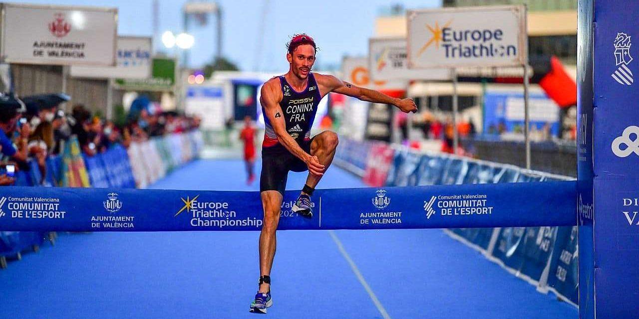 Europei Triathlon Valencia a Derron e Coninx, gli Elite azzurri Bianca Seregni e Michele Sarzilla sono ottavi, due ori per i nostri AG Gianfranco Coppa e Gherardo Mercati