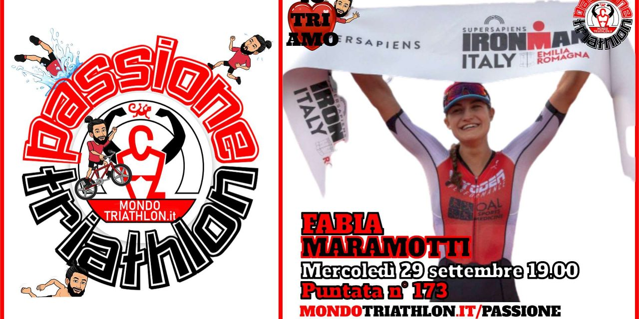 Fabia Maramotti – Passione Triathlon n° 173