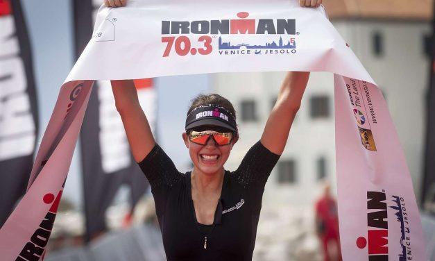 Il video racconto dell'Ironman 70.3 Venice-Jesolo, tutti i podi azzurri, Arianna Valenti e Bruno Pasqualini terzi assoluti