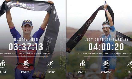 Tutti i vincitori delle gare del Mondo Triathlon del fine settimana