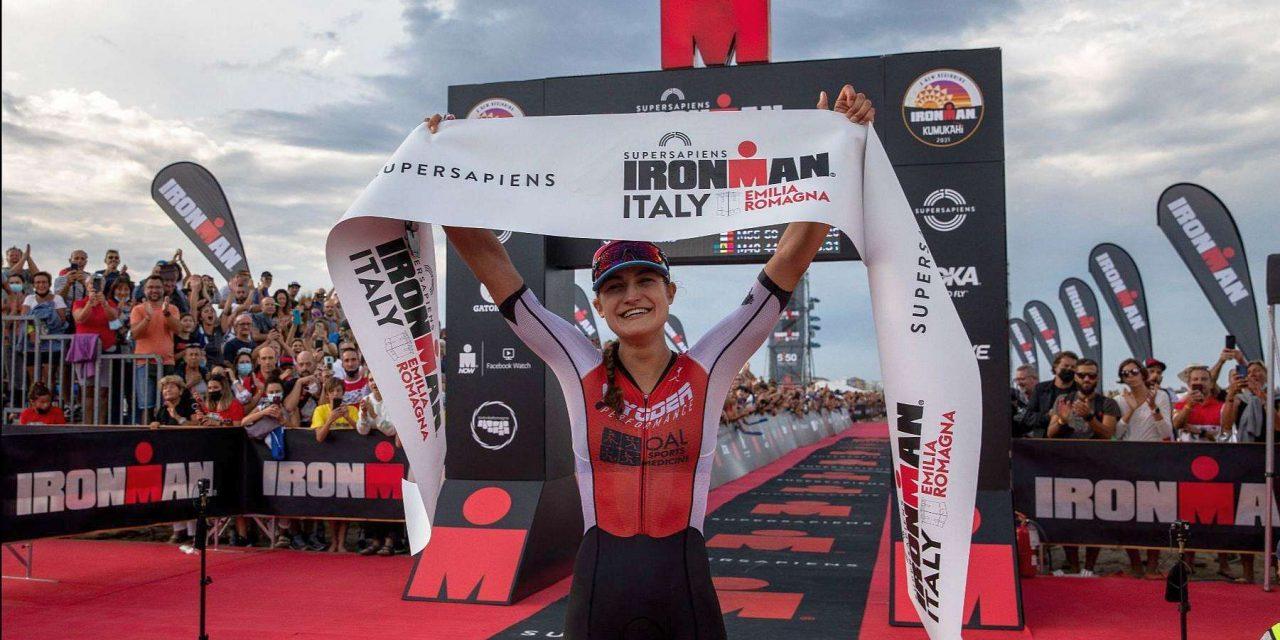 Che spettacolo Ironman Italy Emilia Romagna, ecco tutte le vittorie e i podi azzurri!