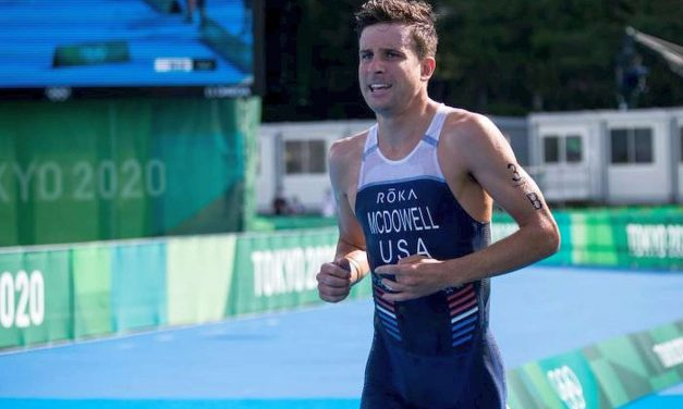 Kevin McDowell, dal cancro all'argento a squadre alle Olimpiadi di Tokyo