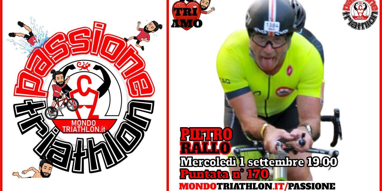 Pietro Rallo – Passione Triathlon n° 170