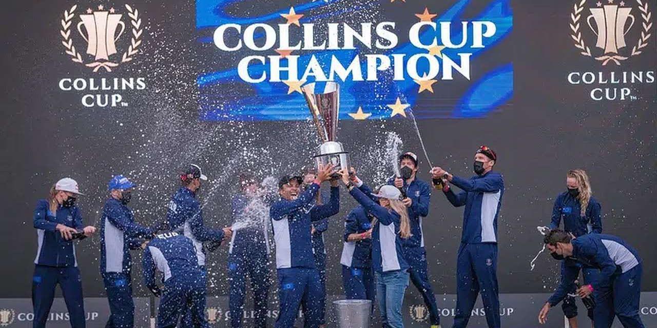 The Collins Cup, che spettacolo! Vince Team Europe, le immagini più belle e il replay della gara