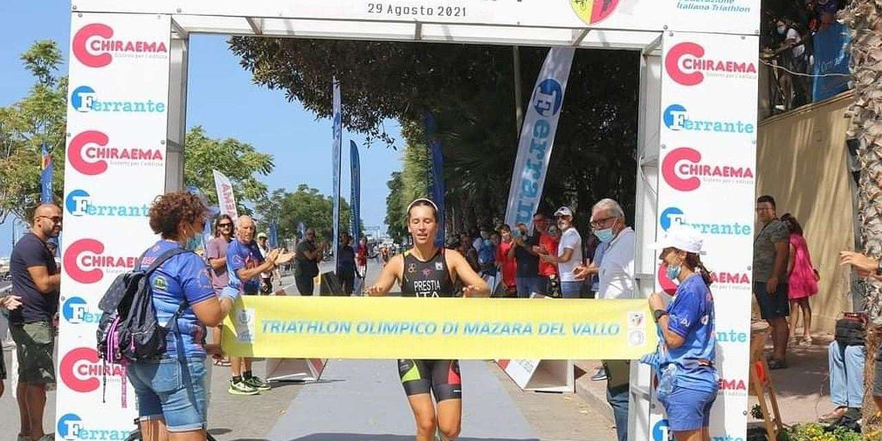 Le immagini del Triathlon Mazara 6.0, un triathlon olimpico che profuma di Mediterraneo