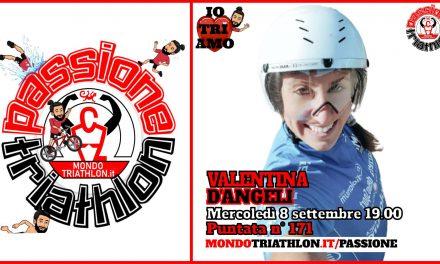 Valentina D'Angeli – Passione Triathlon n° 171