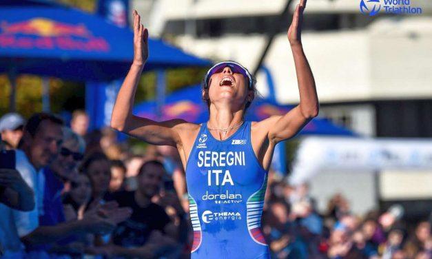 Bianca Seregni racconta il suo splendido 3° posto in Coppa Mondo a Karlovy Vary