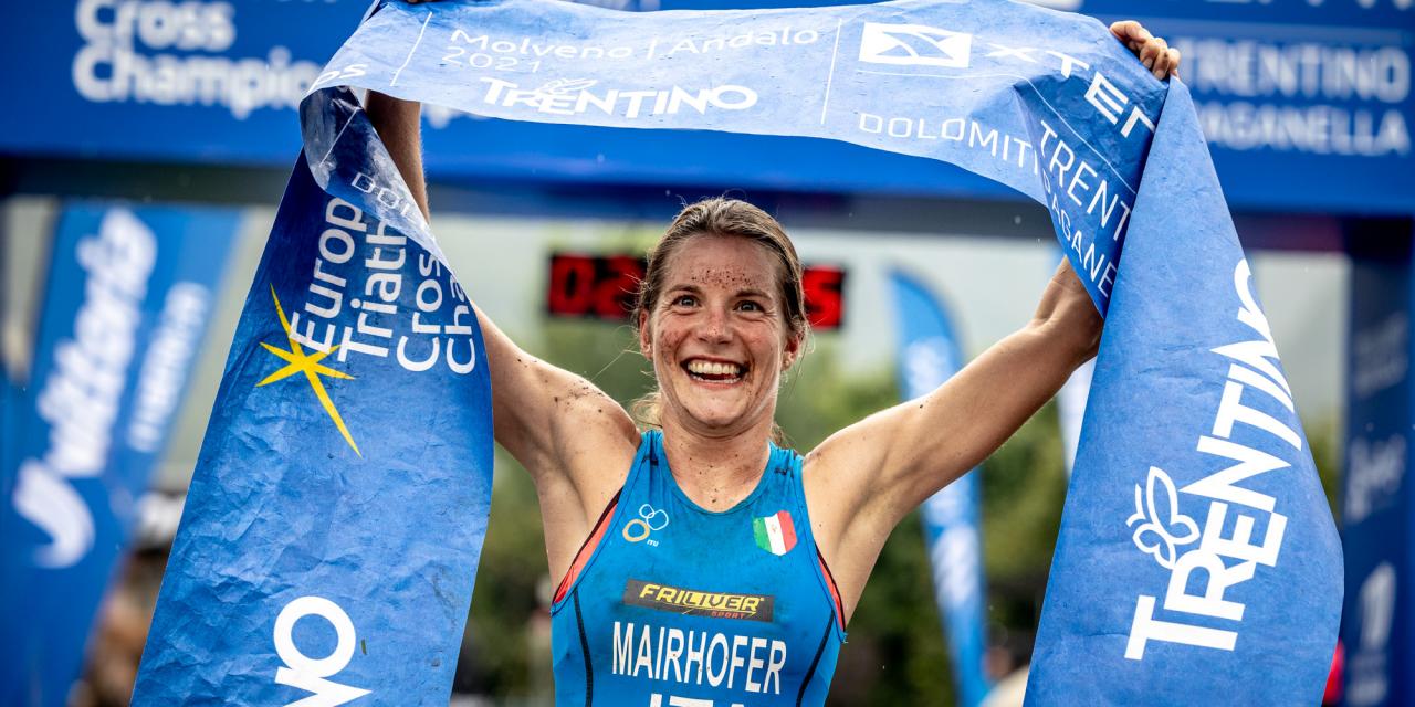 Tripudio XTERRA Trentino Dolomiti Paganella! Nel Cross Triathlon altro oro Elite con Sandra Mairhofer è d'oro, in tutto 37 medaglie azzurre! Video replay, interviste, classifiche