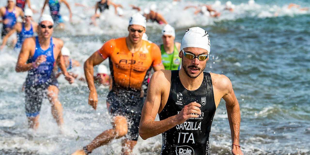 Tutte le starting list degli Italiani di triathlon olimpico di Riccione, Elite, U23 ed Age Group