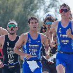 Tricolori di triathlon olimpico Elite e Under 23 riassegnati a Lignano domenica 17 ottobre 2021. Per gli Age Group, due Campionati nel 2022