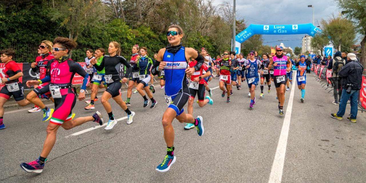 I risultati dei due duathlon di Riccione in sostituzione degli Italiani di triathlon olimpico