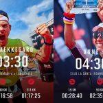 Anne Haug e Daniel Baekkegard vincono l'Ironman 70.3 Lanzarote, Ciavattella 11°, oro e argento AG per Giuliani e Matteazzi